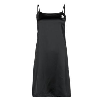 Vêtements Femme Robes courtes adidas Originals DRESS Noir