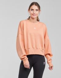 Vêtements Femme Sweats adidas Originals SWEATSHIRT Blush ambiant