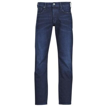 Vêtements Homme Jeans droit G-Star Raw 3301 STRAIGHT Bleu