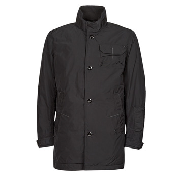 Vêtements Homme Trenchs G-Star Raw UTILITY HB TAPE PDD TRENCH Noir