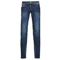 Vêtements Homme Jeans slim Le Temps des Cerises 712 BAS Bleu
