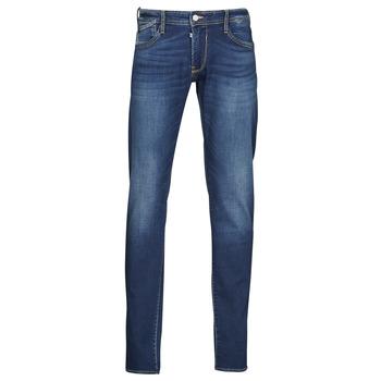 Vêtements Homme Jeans slim Le Temps des Cerises 712 JOGG Bleu