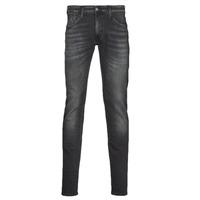 Vêtements Homme Jeans slim Le Temps des Cerises 712 JOGG Noir