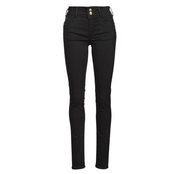 Vêtements Femme Jeans slim Le Temps des Cerises ULTRA PULP Noir