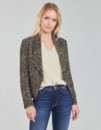 Vêtements Femme Vestes / Blazers Le Temps des Cerises SIXTYN Multicolore
