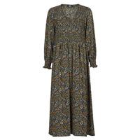 Vêtements Femme Robes courtes Le Temps des Cerises PEAK Noir