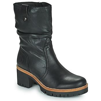 Chaussures Femme Boots Panama Jack PIERA Noir