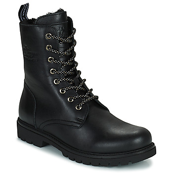 Chaussures Femme Boots Panama Jack FRISIA Noir