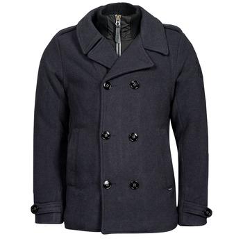 Vêtements Homme Manteaux Petrol Industries JACKET WOOL Bleu