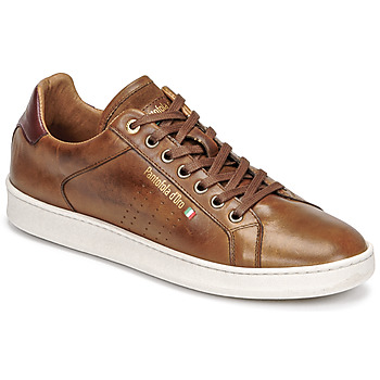 Chaussures Homme Baskets basses Pantofola d'Oro ARONA UOMO LOW Marron