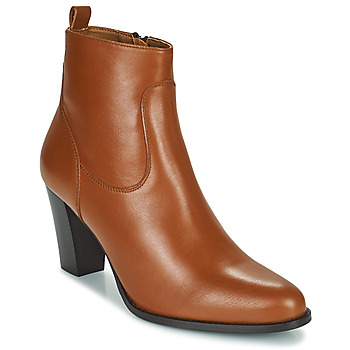 Chaussures Femme Bottines Betty London PETRA Cognac