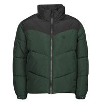 Vêtements Homme Doudounes Volcom GOLDSMOOTH JACKET Vert / Noir