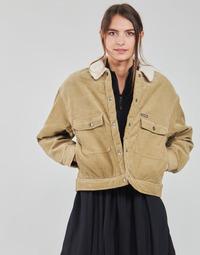 Vêtements Femme Vestes / Blazers Volcom WEATON JACKET Beige