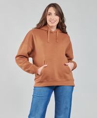 Vêtements Femme Sweats Volcom STONE HEART HOODIE Marron
