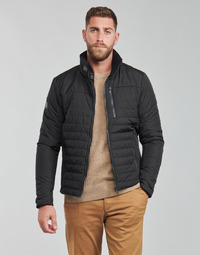 Vêtements Homme Blousons Helly Hansen CREW INSULATOR JACKET 2.0 Noir