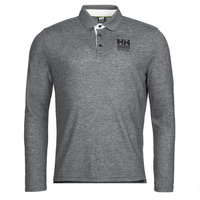 Vêtements Homme Polos manches longues Helly Hansen SKAGEN QUICKDRY RUGGER Gris