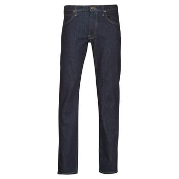 Vêtements Homme Jeans droit Lee DAREN ZIP FLY Bleu