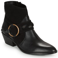 Chaussures Femme Bottines Kaporal PEARL Noir