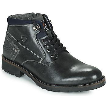 Chaussures Homme Boots Kaporal GAETAN Noir