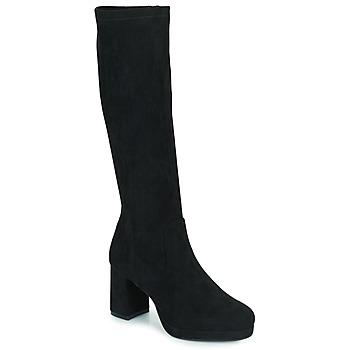 Chaussures Femme Bottes ville Moony Mood PENILA Noir