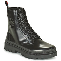 Chaussures Boots Palladium PALLATROOPER Noir