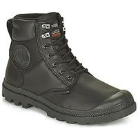 Chaussures Boots Palladium SPORTCUFF ESSENTIAL WATERPROOF Noir