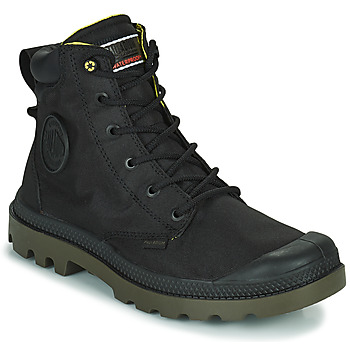 Chaussures Boots Palladium PAMPA RECYCLED Noir