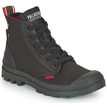 Chaussures Boots Palladium PAMPA METRO Noir