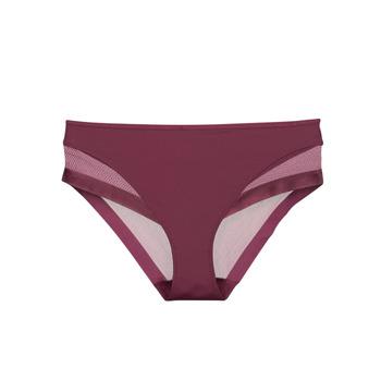 Sous-vêtements Femme Culottes & slips DIM GENEROUS CLASSIC Violet