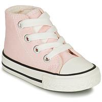 Chaussures Fille Baskets montantes Citrouille et Compagnie NEW 19 Rose