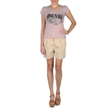 Vêtements Femme Shorts / Bermudas Diesel HANTU Beige