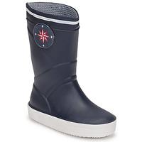 Chaussures Enfant Bottes de pluie Citrouille et Compagnie PRADSI Marine