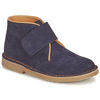Chaussures Garçon Boots Citrouille et Compagnie NANUP Marine