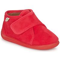 Chaussures Enfant Chaussons Citrouille et Compagnie HALI Rouge