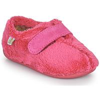 Chaussures Fille Chaussons Citrouille et Compagnie LAFINOU Fushia
