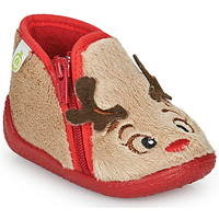 Chaussures Enfant Chaussons Citrouille et Compagnie PARFALLE Beige