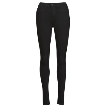 Vêtements Femme Jeans slim Noisy May NMCALLIE Noir