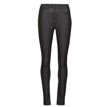 Vêtements Femme Pantalons 5 poches Noisy May NMCALLIE Noir