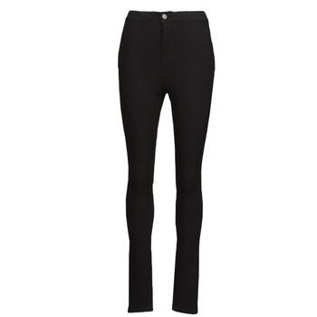Vêtements Femme Jeans slim Noisy May NMELLA Noir