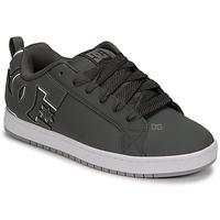Chaussures Homme Chaussures de Skate DC Shoes COURT GRAFFIK Gris / Noir