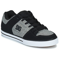 Chaussures Homme Chaussures de Skate DC Shoes PURE Gris / Noir