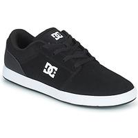 Chaussures Homme Baskets basses DC Shoes CRISIS 2 Noir / Blanc