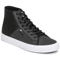 Chaussures Homme Baskets montantes DC Shoes MANUAL HI TXSE Noir / Blanc