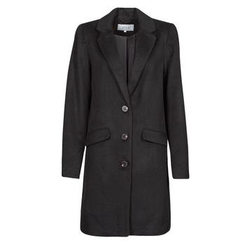 Vêtements Femme Manteaux Vila VILEOVITA Noir