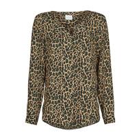 Vêtements Femme Tops / Blouses Vila VILUCY Marron