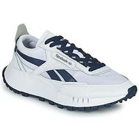 Chaussures Baskets basses Reebok Classic CL LEGACY Blanc / Bleu