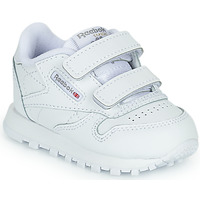 Chaussures Enfant Baskets basses Reebok Classic CL LTHR 2V Blanc