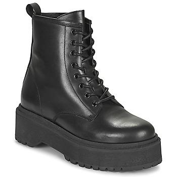 Chaussures Femme Boots Betty London PICARLA Noir