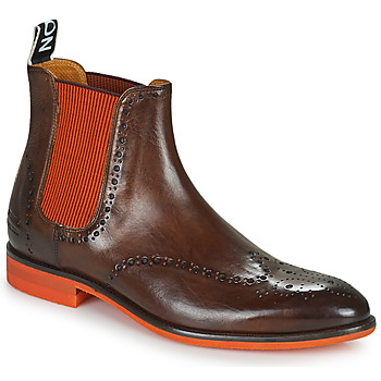 Chaussures Homme Boots Melvin & Hamilton BOBBY 8 Marron