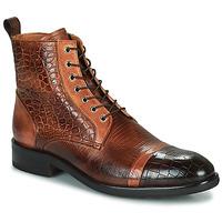 Chaussures Homme Boots Melvin & Hamilton PATRICK 28 Marron
